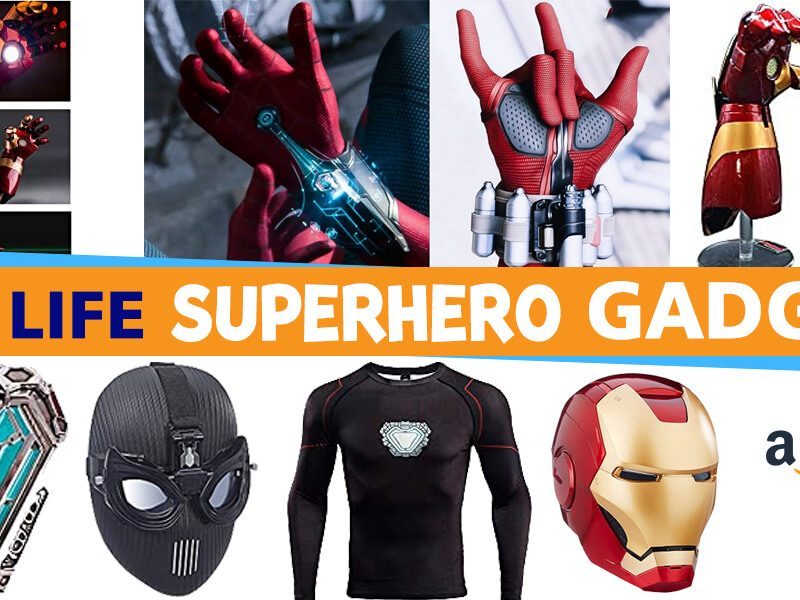 Real Life Superhero Gadgets on Amazon
